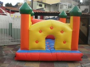 Castelinho Upa Upa inflável